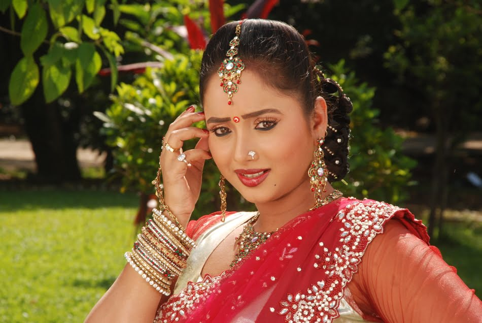 Bhojpuri Movie Actress Rani Chatterjee Picture