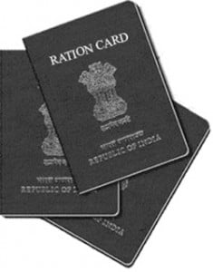 Apply online and check status of new ration card in Delhi at www.fs.delhigovt.nic.in