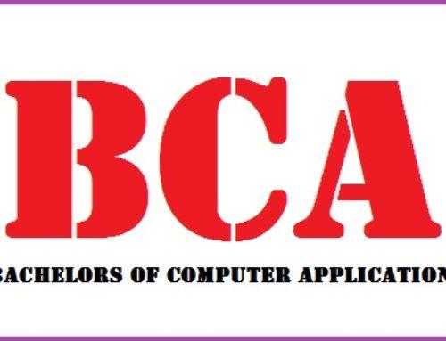 BCA Courses in Delhi