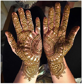 Most Easy & Simple Mehendi Designs