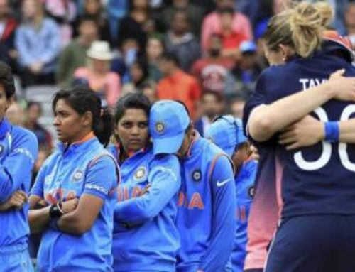 ICC Women's World Cup 2017 Final – Team India Played Well But Loses World Cup in Last