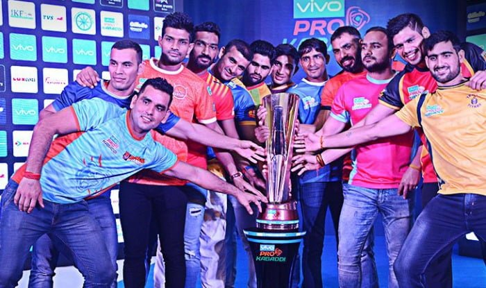 Pro Kabaddi League 2017 Started, Know About Teams & Match Dates