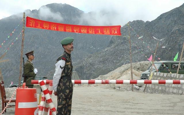 bharat china border image