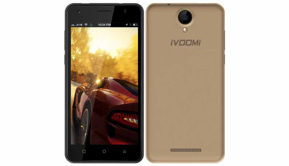 iVooMi iV505 - Pocket Friendly 4G VOLTE Phone Under Rs.5000