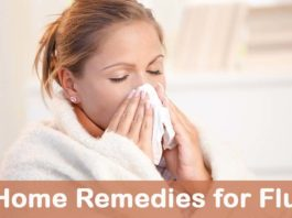 Flu Home Remedies That Helps To Get Relieve During Flu Season