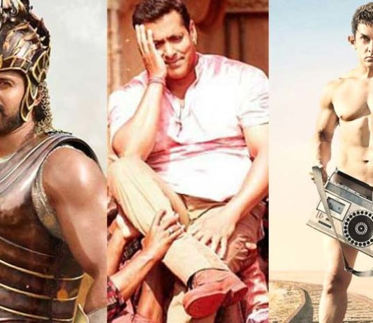List of 5 biggest blockbuster movie of all time with cast & collection