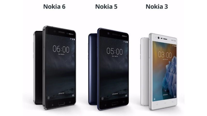 Latest Released Nokia Mobiles 2017, Nokia 5, 6 And Nokia 8 Is Dominating The Smartphone Market