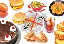 Why You Must Say No To Junk Food From Now