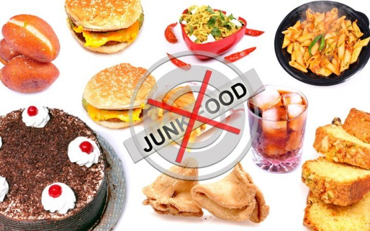 Why You Must Say No To Junk Food From Now - Info Coverage