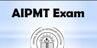 AIPMT 2018 Online Application, Important Dates, Admit Card Release Date