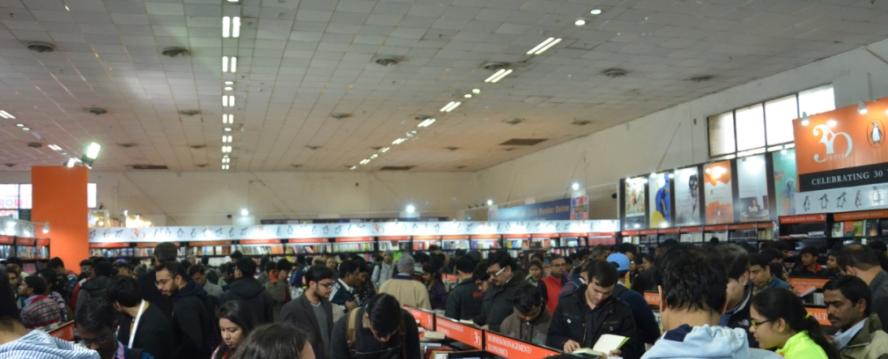 New Delhi Book Fair 2018 Dates & Time, Delhi Book Fair Tickets, Entry Time