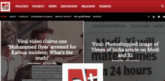 Altnews.in - Exposing Fake News On Internet