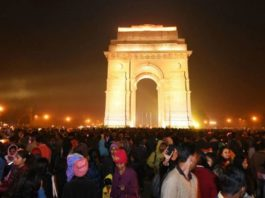 Best Locations in North India for New Year Celebration