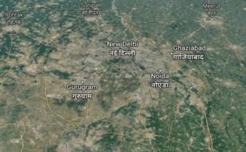 3.5 Magnitude Earthquake felt in Delhi NCR, No Reports of Damage