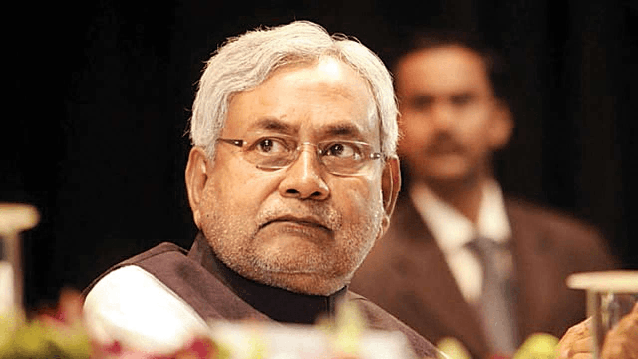 Bihar CM Nitish Kumar Has Done No Press Conference Till Today in Coronavirus Lockdown