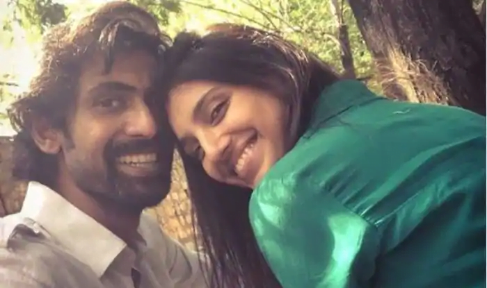 Rana Daggubati gets Engaged with Interior Designer Miheeka Bajaj