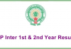 Download AP Inter 1st & 2nd Year Results 2020, Roll Number Wise Marksheet: bie.ap.gov.in