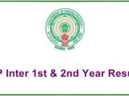 Download AP Inter 1st & 2nd Year Results 2020, Roll Number Wise Marksheet: bie.ap.gov.in