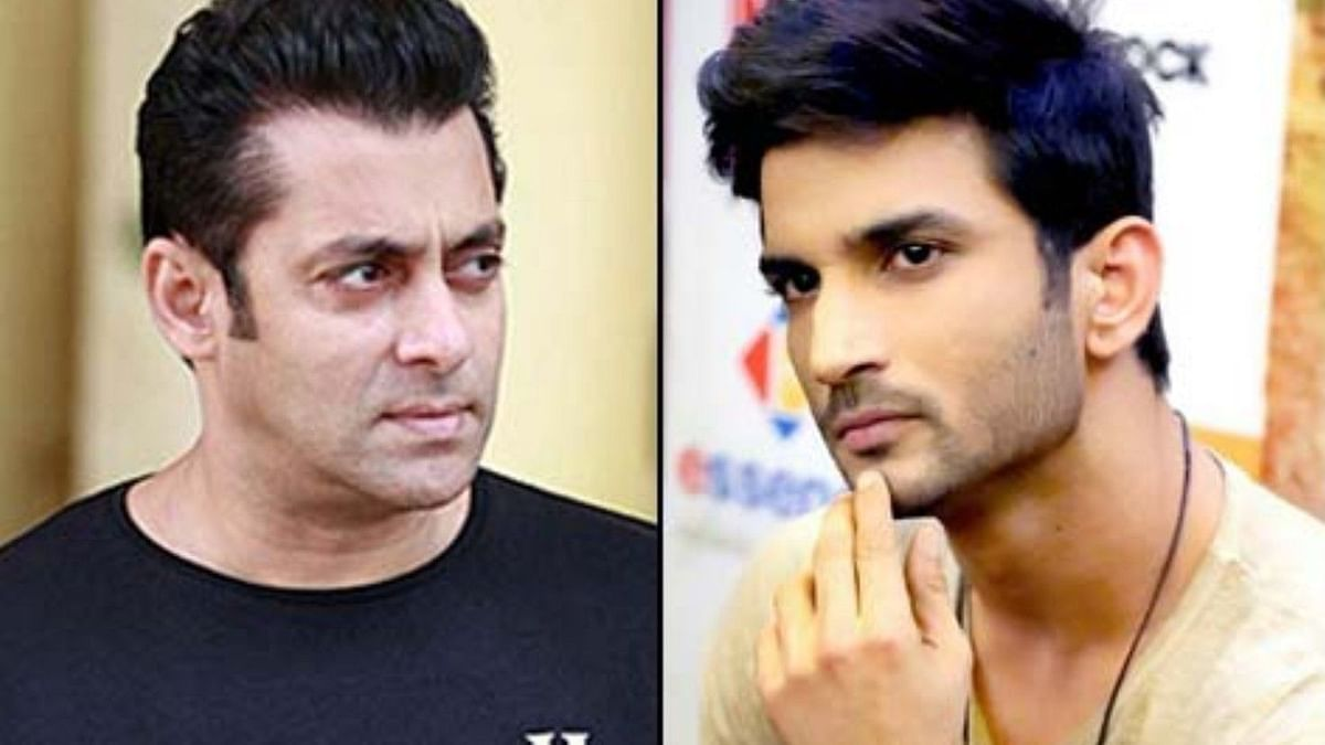 Salman Khan is in the Middle of Sushant Singh Rajput Death: Sources