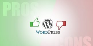 WordPress Website Development, Must Know Pros & Cons For You